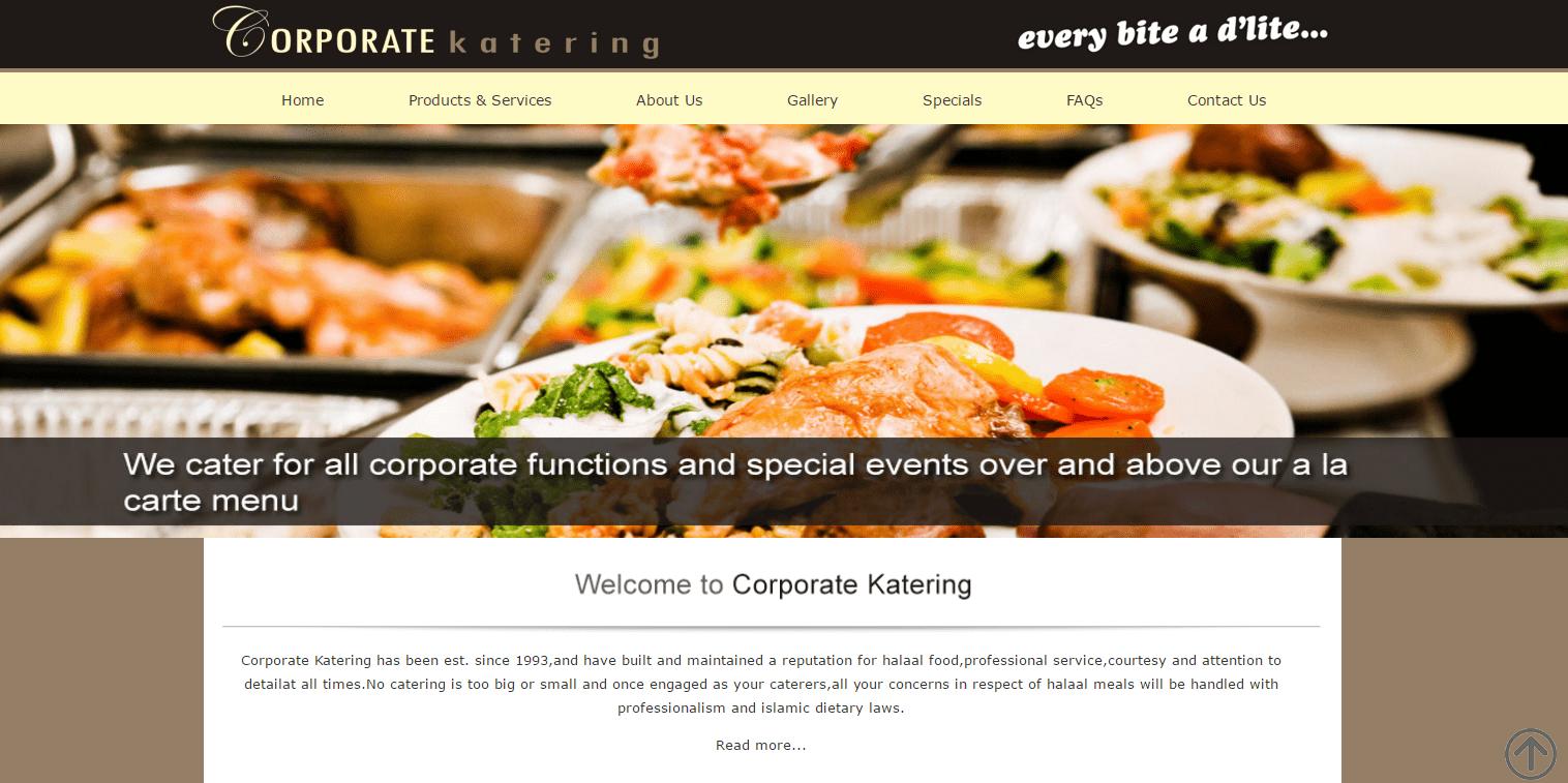 corporatekatering.co.za