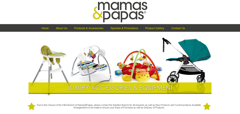 mamasandpapas.co.za